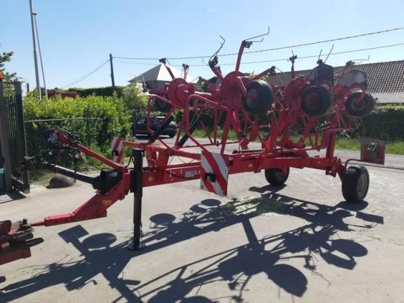 Lely Lotus 900, Harkkeerders en schudders, Landbouw