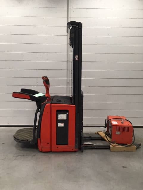 Linde L14APi/1173, Self propelled stackers, Material Handling