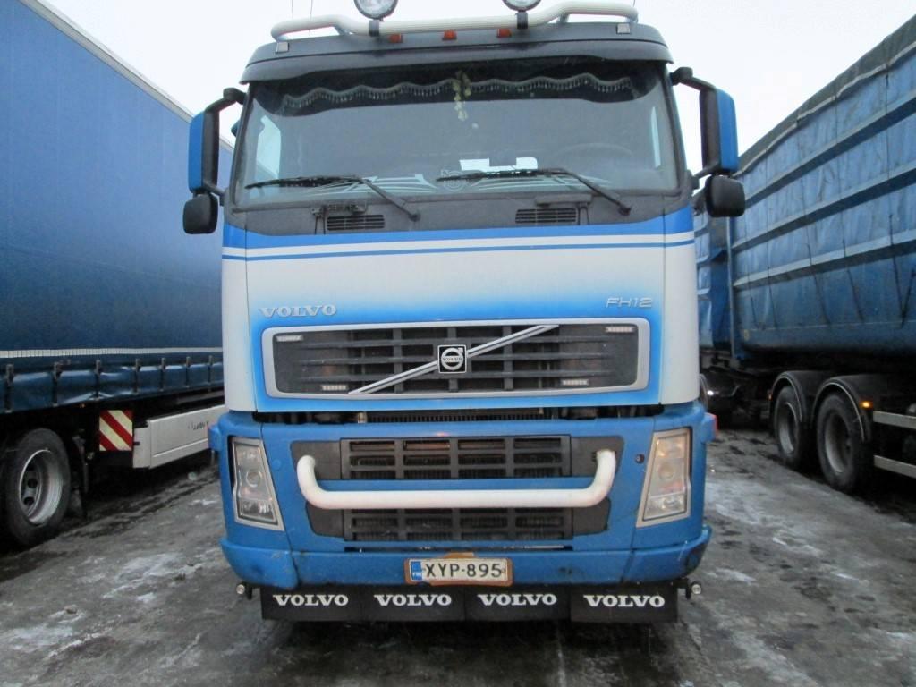 Volvo FH 12, Sora- ja kippiautot, Kuljetuskalusto