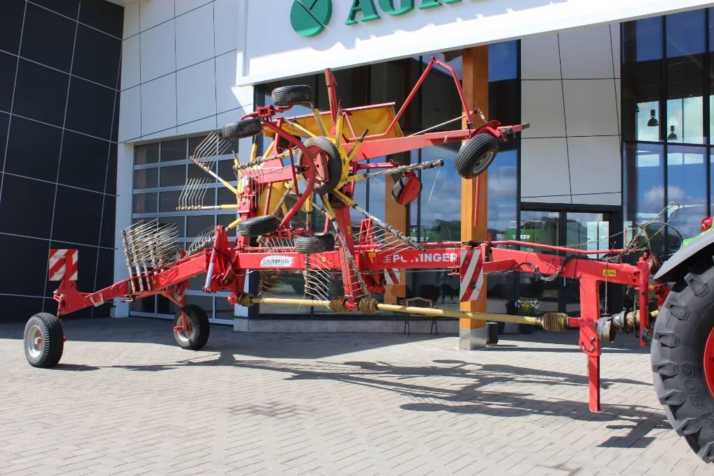 Pöttinger EuroTop 651 A, Vaalutid, Põllumajandus