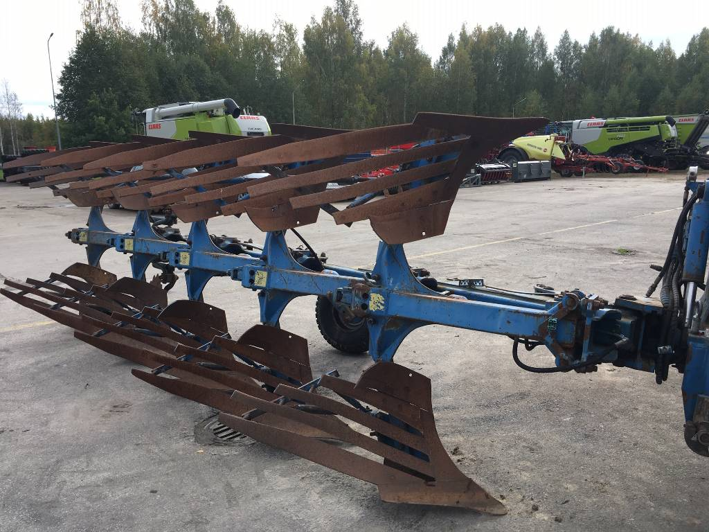Rabe Albatros VHA 120 MS V, Conventional ploughs, Agriculture