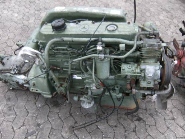 Used mercedes benz om366 om 366 engines year 1993 for for Mercedes benz rebuilt engines