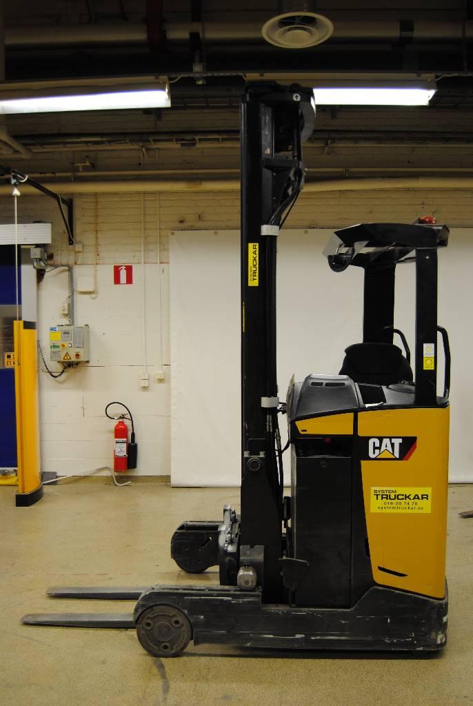Caterpillar RB14N, Skjutstativtruck, Materialhantering