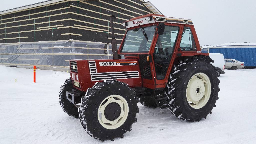 Used Fiat 90 90 Dt Tractors Year 1985 Price 12 404 For