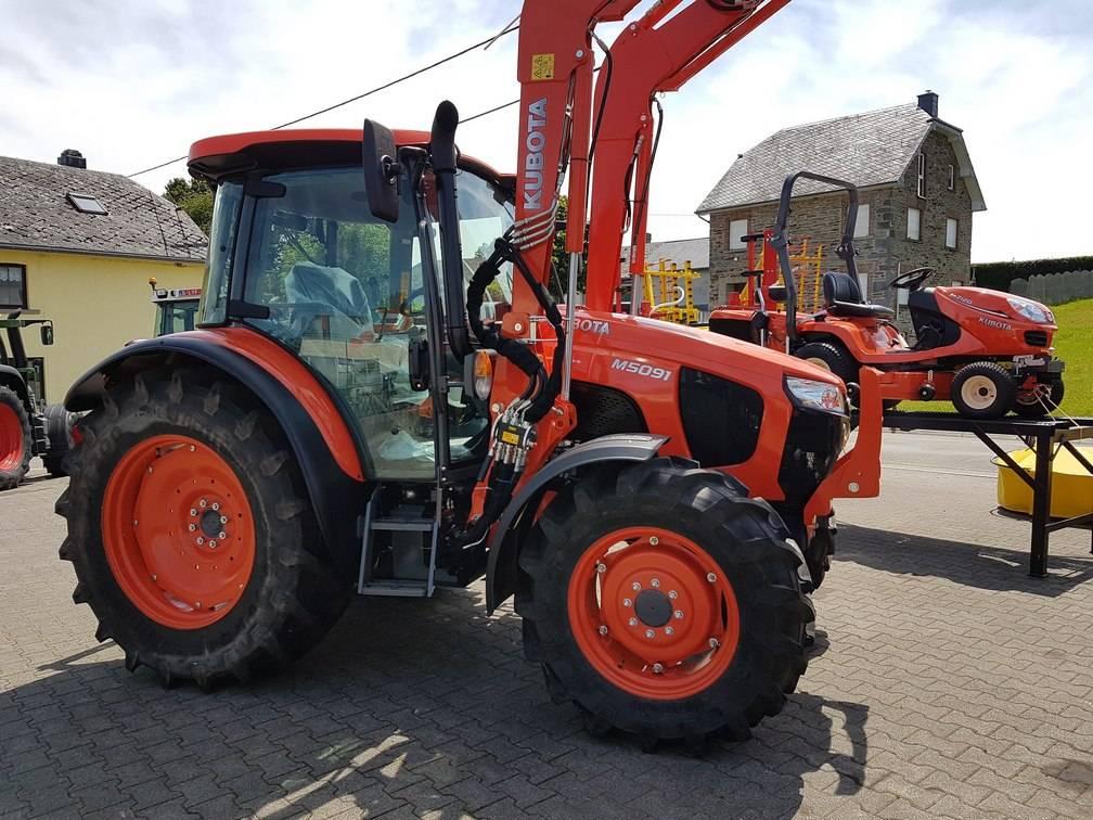 Kubota M5091, Tracteur, Agricole