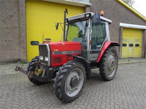 Massey Ferguson 3065-4WD, Tractoren, Landbouw