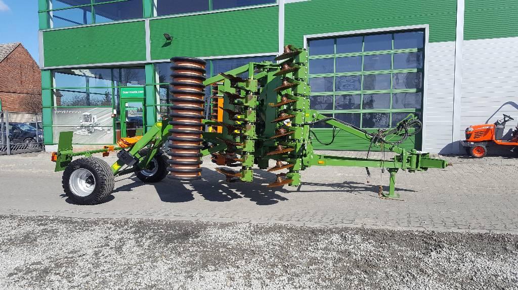 Amazone Catros+ 4002-2 TS, Brony talerzowe, Maszyny rolnicze