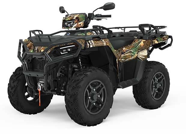 Polaris Sportsman 570 Eps, Hunter Edition, ATV, Lantbruk
