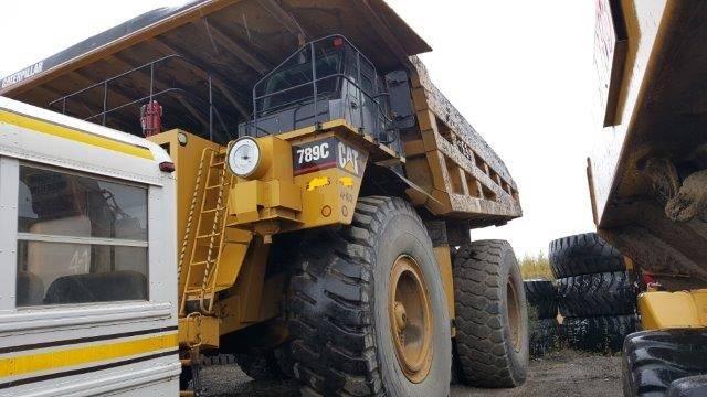 Caterpillar 789C  H336, Rigid dump trucks, Construction Equipment
