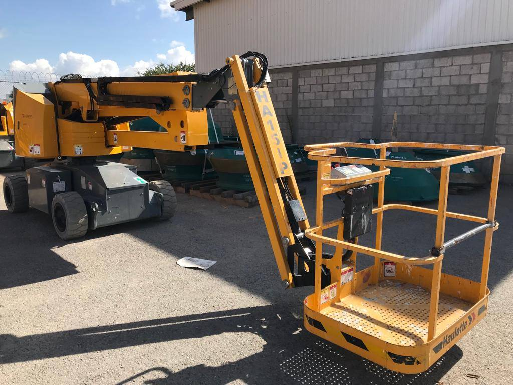 Haulotte HA15IP 977, Articulated boom lifts, Construction Equipment