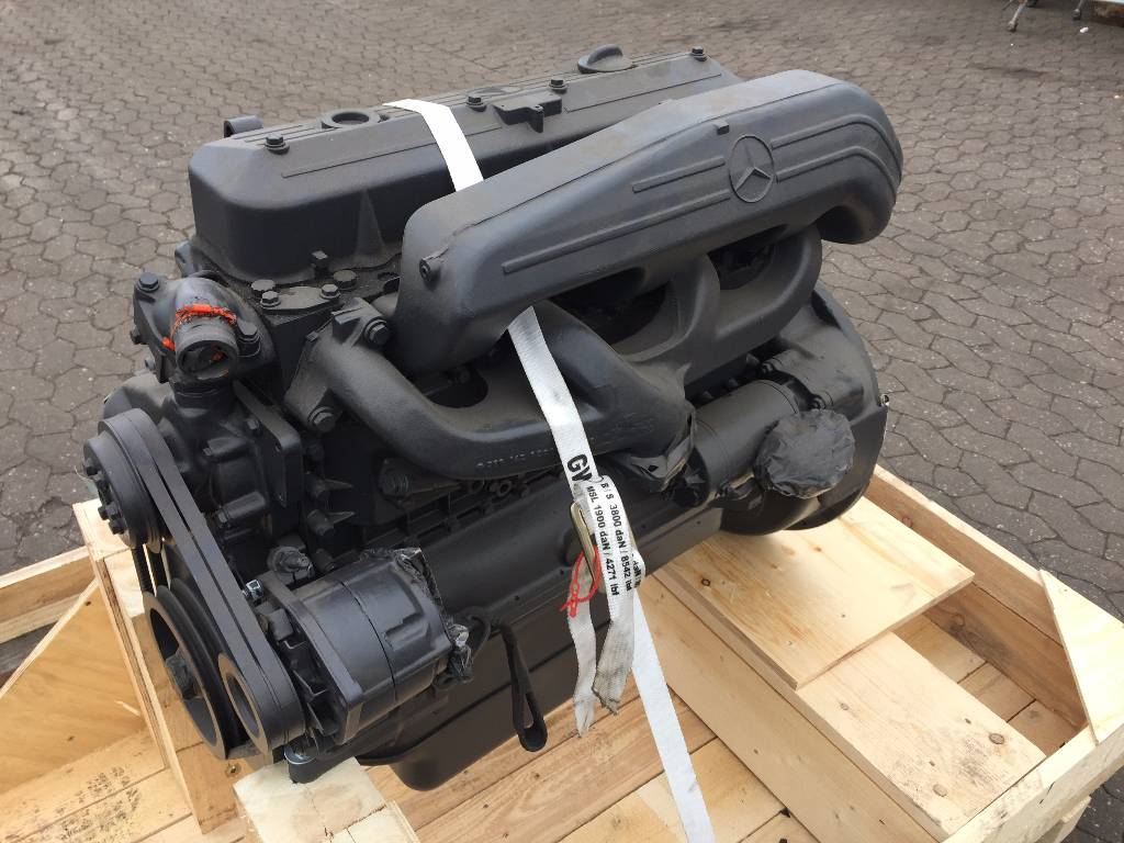 Used mercedes benz om366 om 366 engines for sale for Mercedes benz rebuilt engines