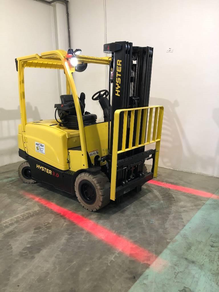 Hyster J 3.0 XN, Electric counterbalance Forklifts, Material Handling