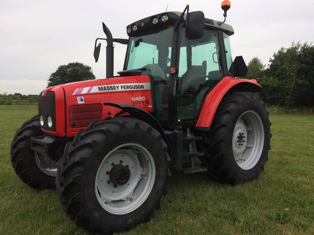 Massey Ferguson 6460 Dyna- 6, Tractoren, Landbouw