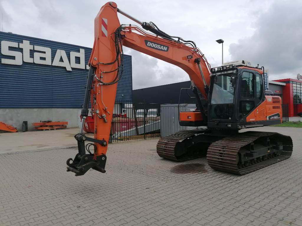 Doosan DX160LC-5 HT, Crawler Excavators, Construction Equipment