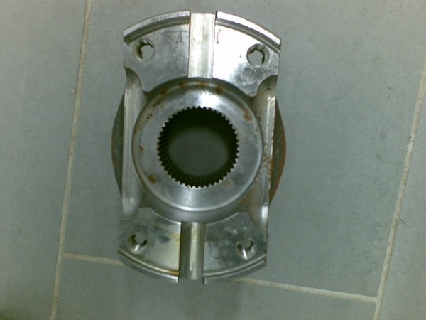 Bell Input Flange, Other components, Construction