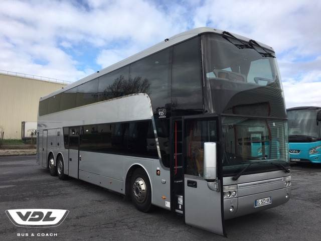 Van Hool TD 925 Astromega, Doubledecker, Vehicles