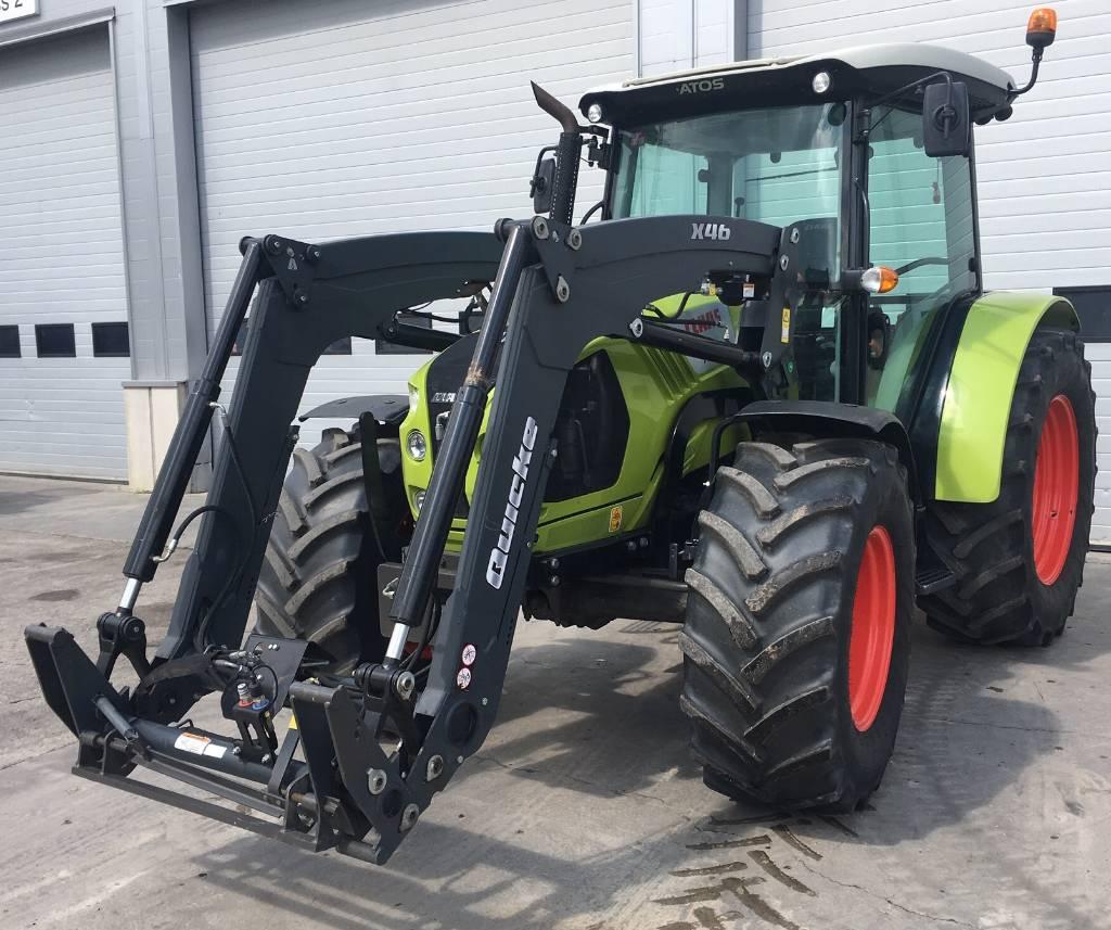 CLAAS Atos 340, Traktorid, Põllumajandus