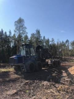 Rottne F15, Skotare, Skogsmaskiner