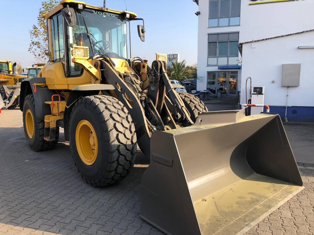 Volvo L60H, Wheel Loaders, Construction Equipment