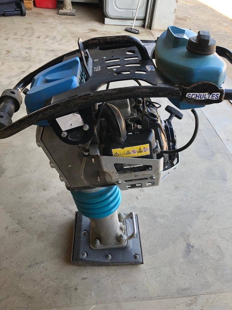 Weber SRV 590, Tampers, Construction Equipment