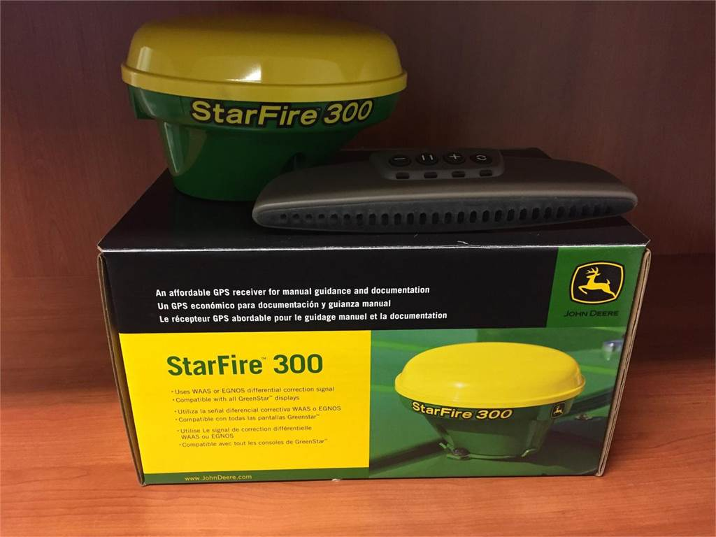 John Deere STARFIRE 300, GPS, Landbouw