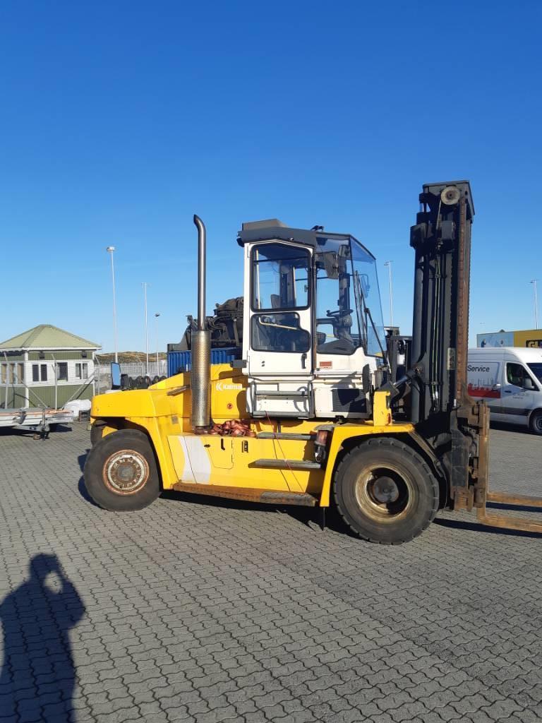 Kalmar DCE160-6, Diesel trucks, Material Handling