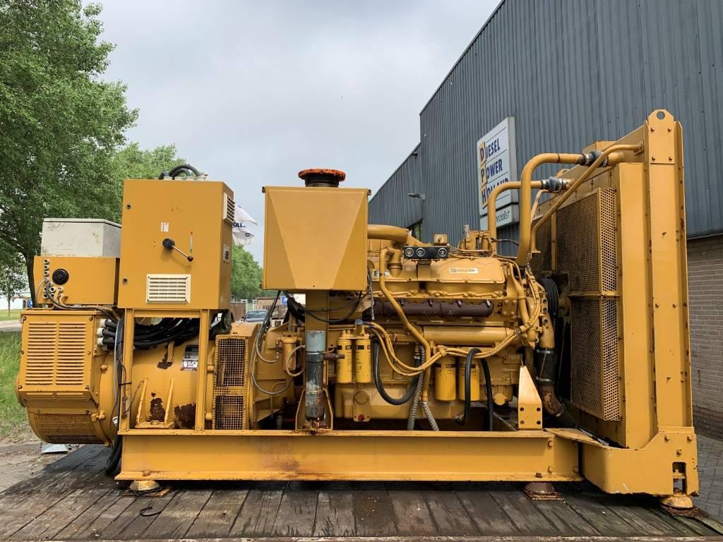Caterpillar Used - 3412 - 504kW  1500RPM - 38S, Diesel Generators, Construction