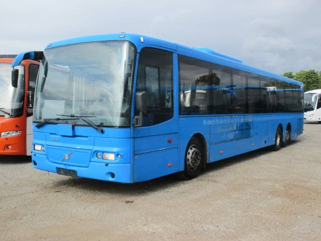 Volvo 8500 6X2 EURO5, City buses, Trucks and Trailers