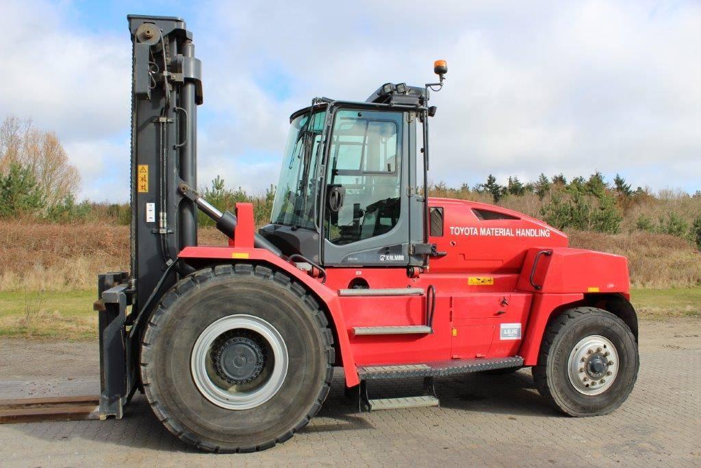 Kalmar LMV DCG140-6BW, Diesel trucks, Material Handling