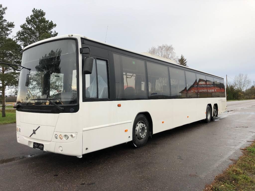Volvo 8700, Linnabussid, Transport