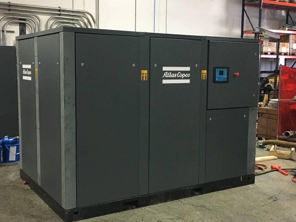 Atlas Copco GR 200, Compressors, Industrial