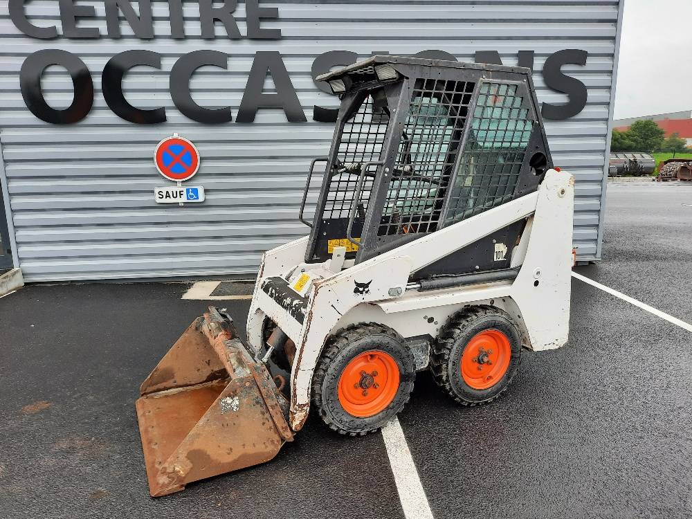 Bobcat S 70, Skid Steer Loaders, Construction Equipment