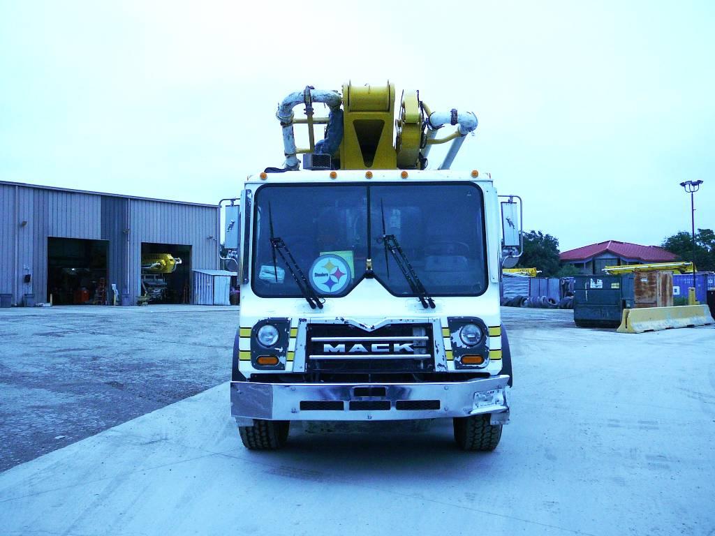 Putzmeister BSF 56Z.16H, Boom Pumps, Construction Equipment