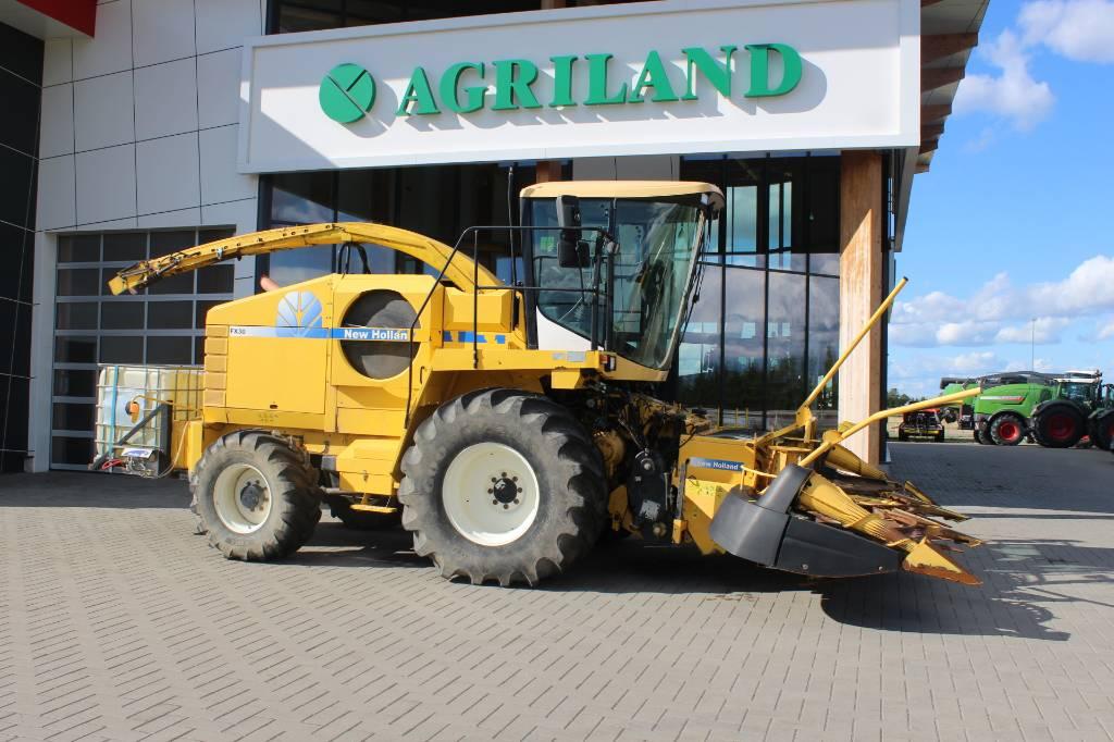 New Holland FX 30, Iseliikuvad silokombainid, Põllumajandus
