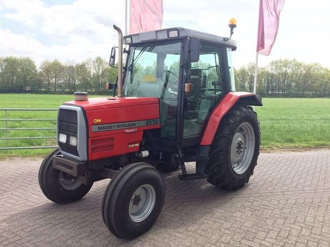 Massey Ferguson 6110, Tractoren, Landbouw