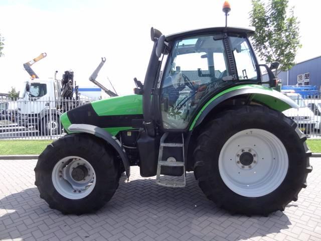 Deutz-Fahr AGROTRON M600