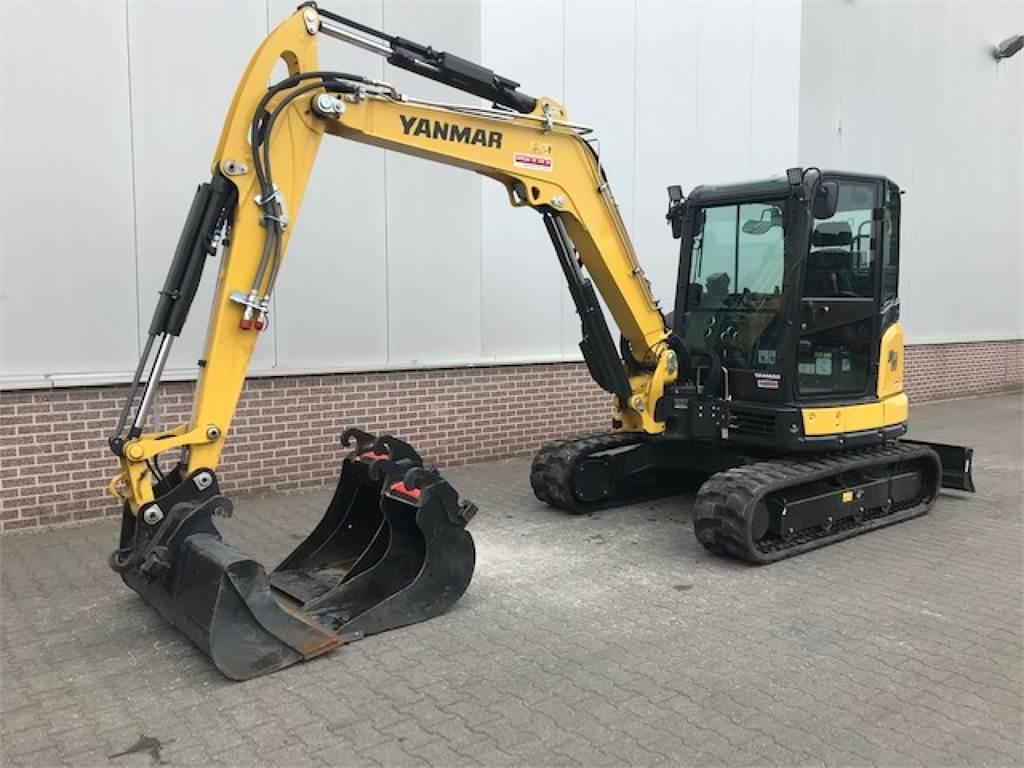 Yanmar SV60-A MINIGRAVER, Mini excavators < 7t (Mini diggers), Construction