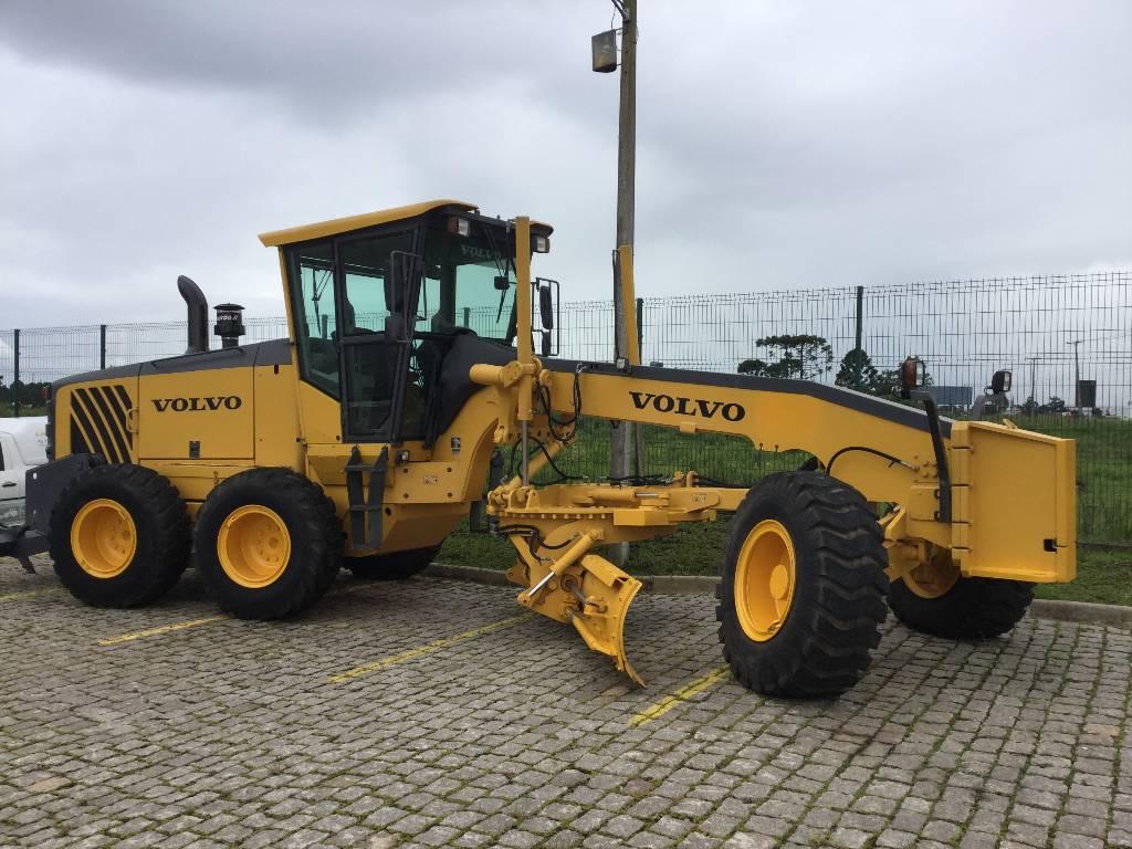 Volvo G960, Motor Graders, Construction Equipment
