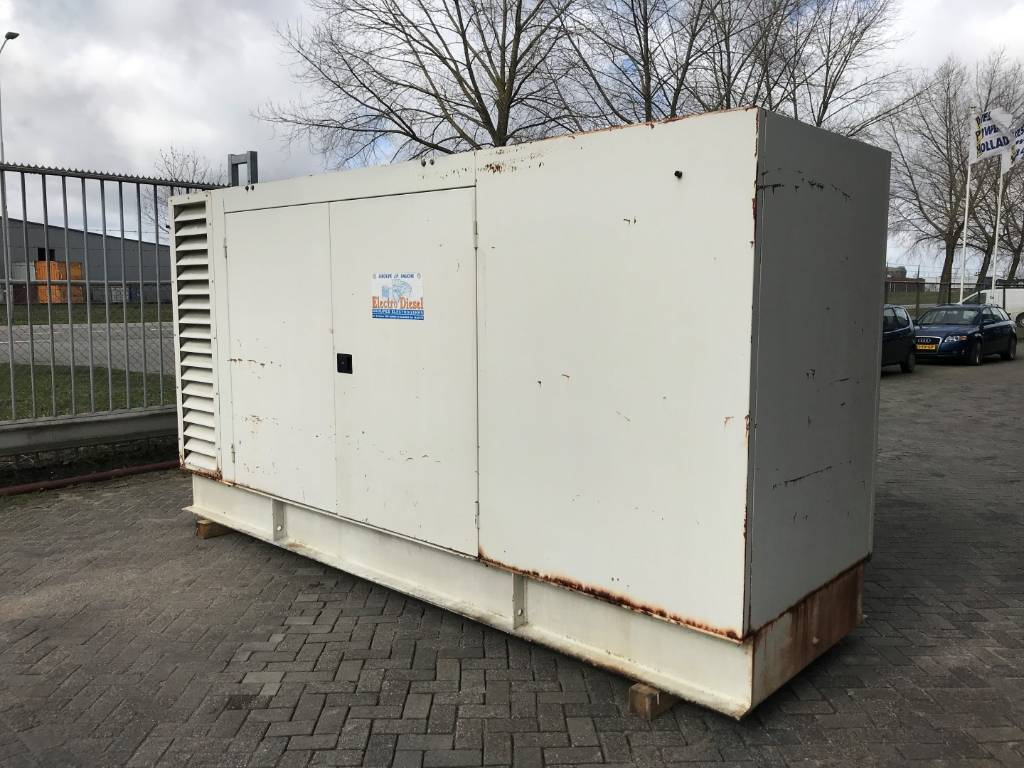 Cummins LTA10 G3 - Generator set 250 kVA - DPH 105924, Diesel Generators, Construction