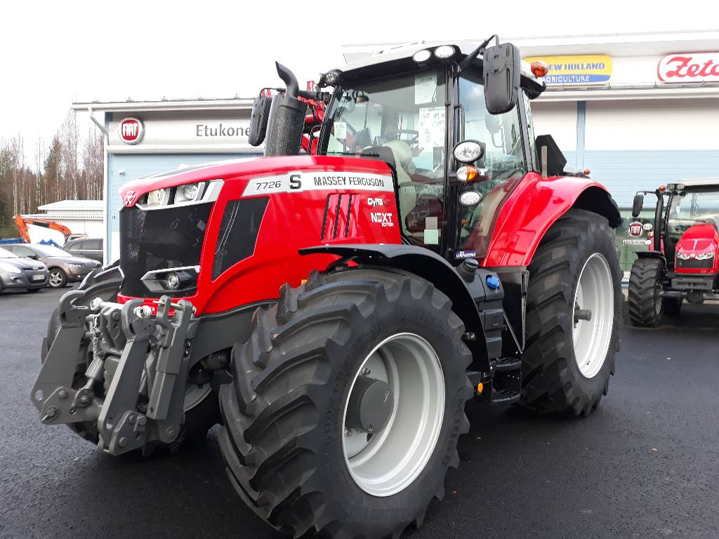 Massey Ferguson 7726S Dyna-VT NEXT EDITION, Traktorit, Maatalous
