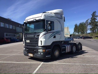 Scania R 500, Conventional Trucks / Tractor Trucks, Trucks and Trailers