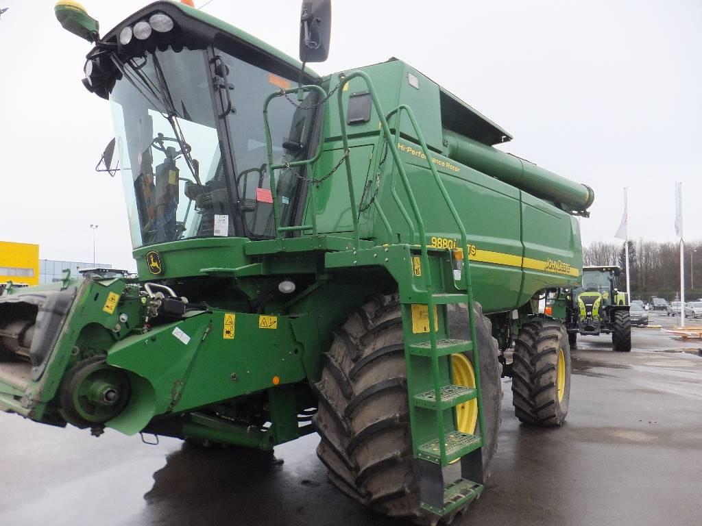 John Deere 9880 i STS, Kombainid, Põllumajandus