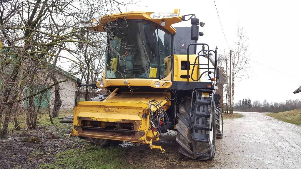 New Holland CX880, Kombainid, Põllumajandus