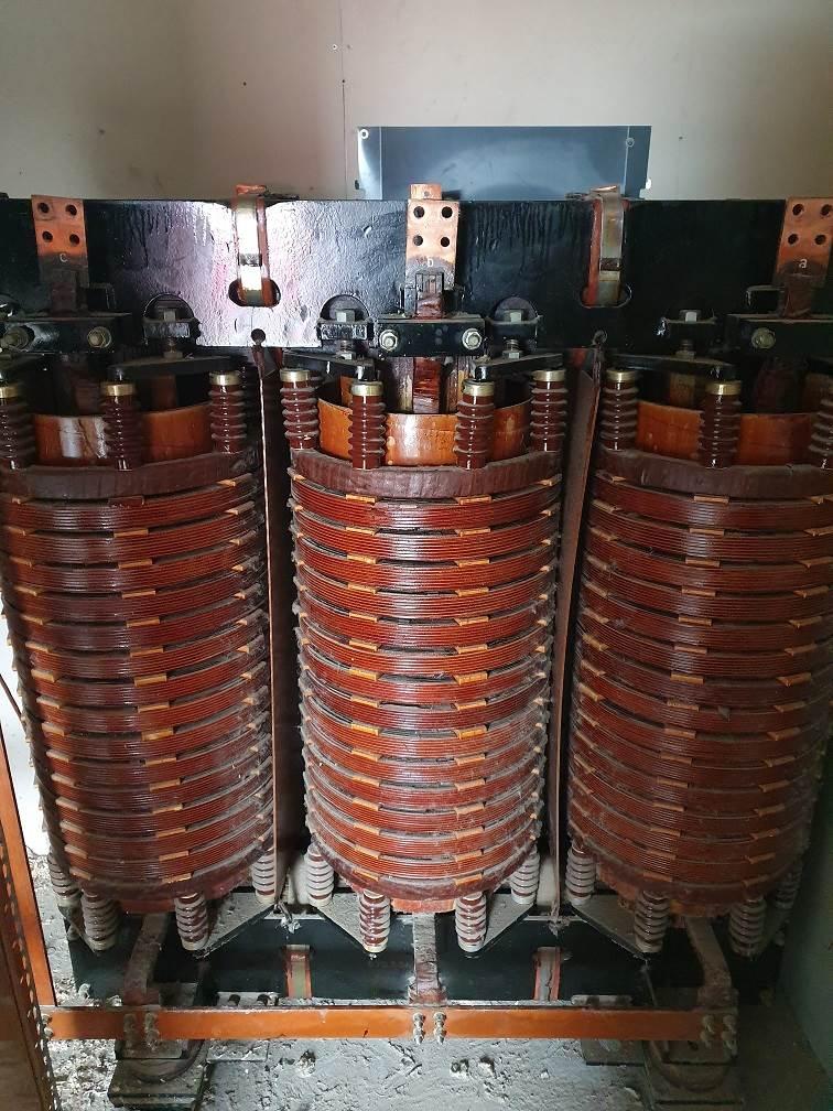 Asea Transformator 10/0,4kV, 500kVA, Övrigt, Entreprenad