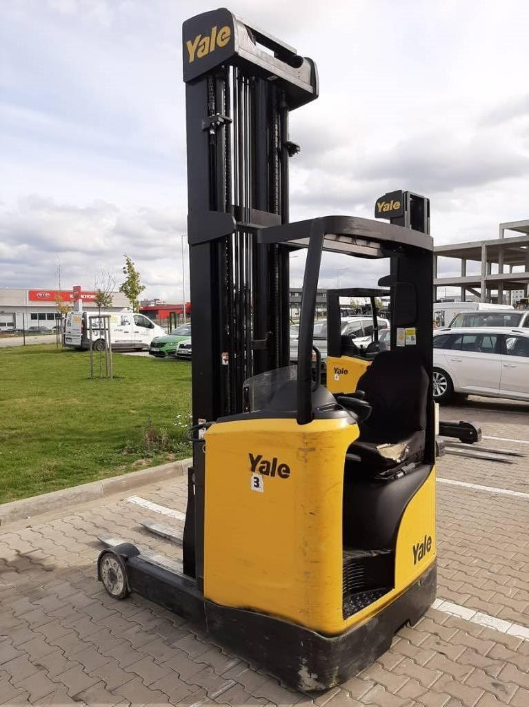 Yale MR14, Reach Trucks, Material Handling