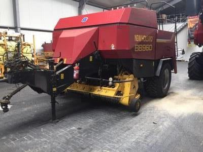 New Holland BB 960, Vierkante balenpers, Landbouw