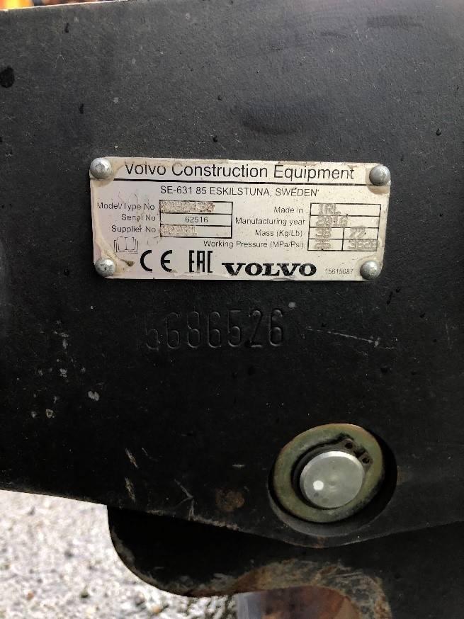 Volvo UQC-5T PIN ON, Quick Connectors, Construction Equipment