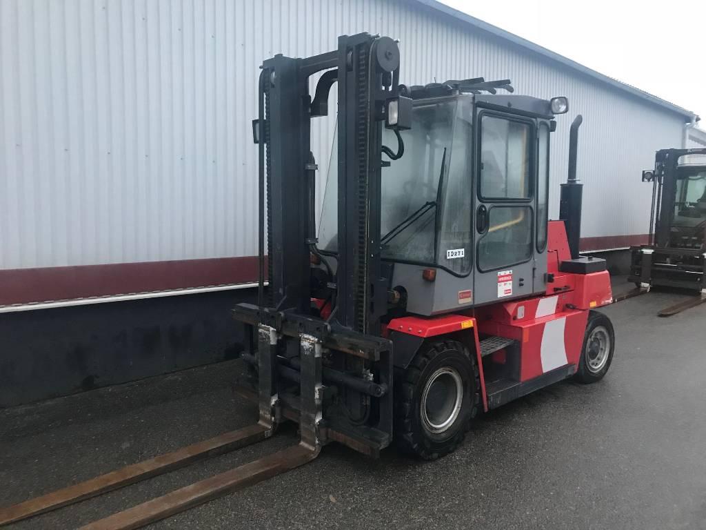Kalmar DCD70-6, Dieseltrukit, Materiaalinkäsittely