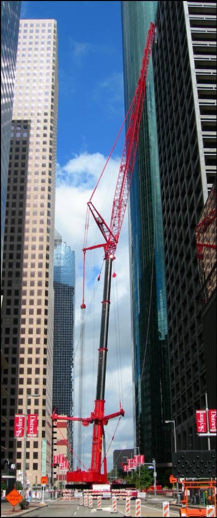 Demag AC 700, All Terrain Cranes and Hydraulic Truck Cranes, Construction Equipment