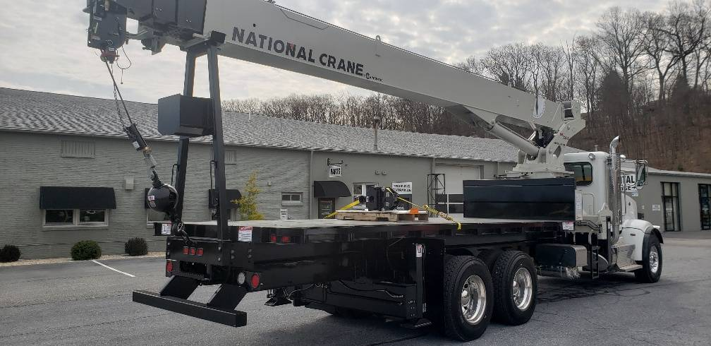 National NBT30H-2, Crane Parts and Equipment, Construction Equipment